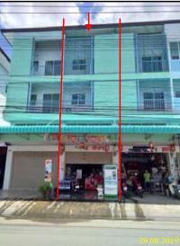 อาคารพาณิชย์หลุดจำนอง ธ.ธนาคารกรุงไทย บ่อพลับ เมืองนครปฐม นครปฐม