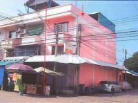 อาคารพาณิชย์หลุดจำนอง ธ.ธนาคารอาคารสงเคราะห์ ท่าตลาด สามพราน นครปฐม