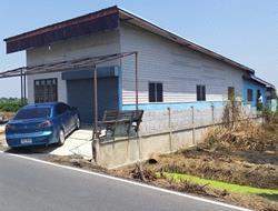 บ้านหลุดจำนอง ธ.ธนาคารกรุงเทพ นิลเพชร บางเลน นครปฐม
